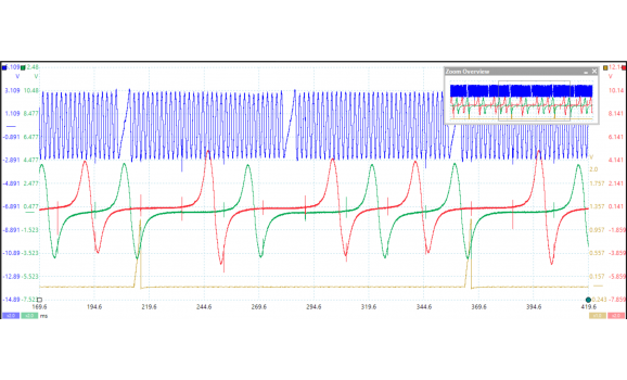 Good timing-CKP & CMP signal-Lexus-GS 1997-2005 : Image 1