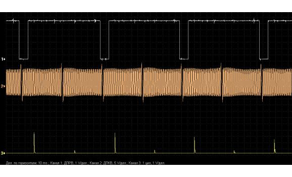 Good timing-CKP & CMP signal-ГАЗ-2705 Газель 1995- : Image 1