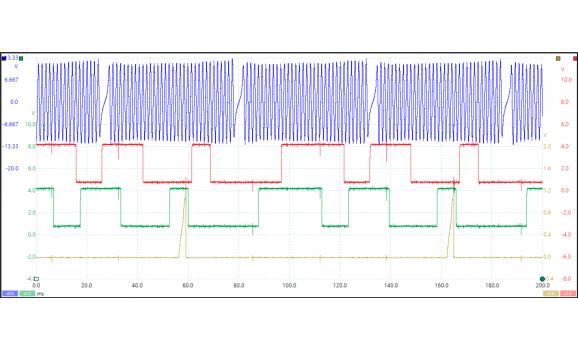 Good timing-CKP & CMP signal-Toyota-Corolla 2006–2013 : Image 1