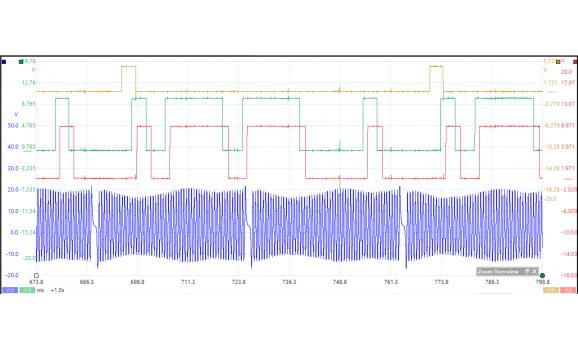 Эталон синхронизации-Сигнал ДПКВ + ДПРВ-Audi-A4 (B6) 2000–2006 : Image 1