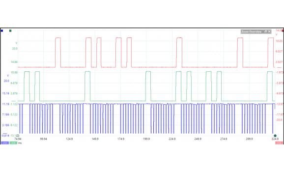 Good timing-CKP & CMP signal-Nissan-Quest 3 (V42) 2003-2009 : Image 1