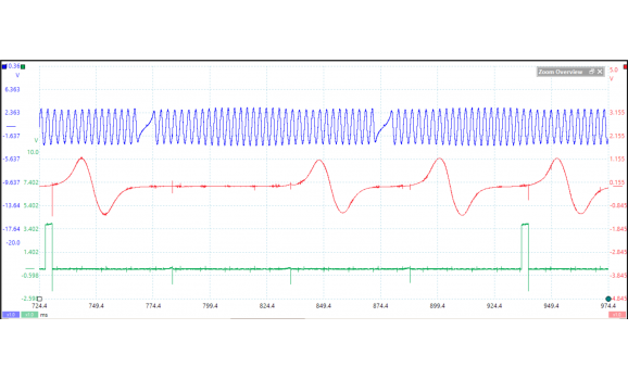 Good timing-CKP & CMP signal-Toyota-RAV4 2005–2013 : Image 1