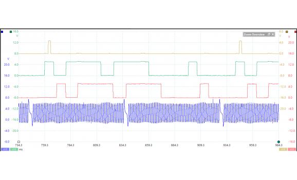 Эталон синхронизации-Сигнал ДПКВ + ДПРВ-Volkswagen-Passat B6 2005-2015 : Image 1