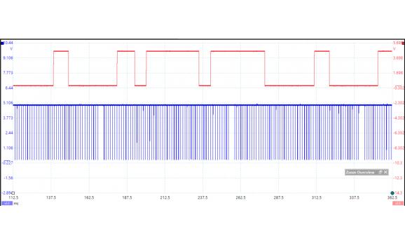 Эталон синхронизации-Сигнал ДПКВ + ДПРВ-Jeep-Grand Cherokee (WK2) 2011– : Image 1