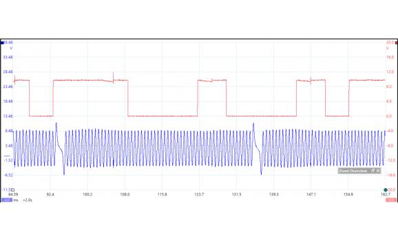 Эталон синхронизации-Сигнал ДПКВ + ДПРВ-Volkswagen-Beetle NEW 1997-2011 : Image 1