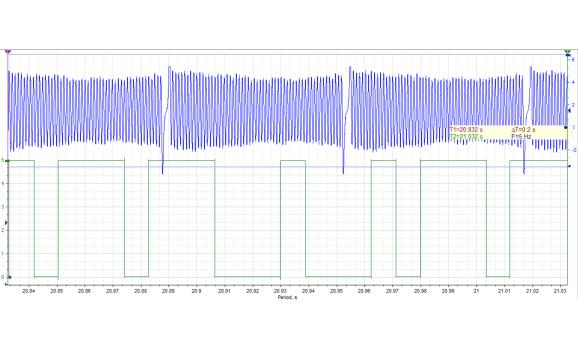 Good timing-CKP & CMP signal-Opel-Corsa B 1993-2000 : Image 1