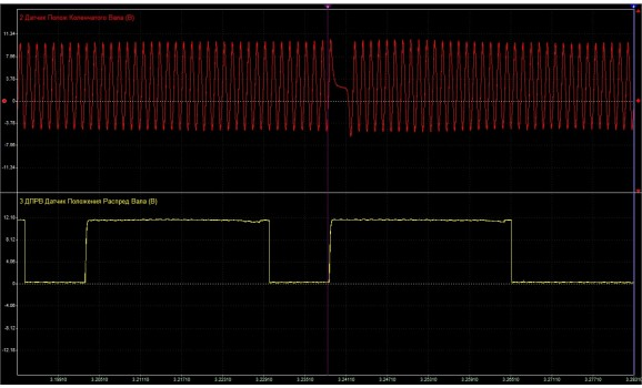 Good timing-CKP & CMP signal-ЗАЗ-Forza 2011-2014 : Image 1