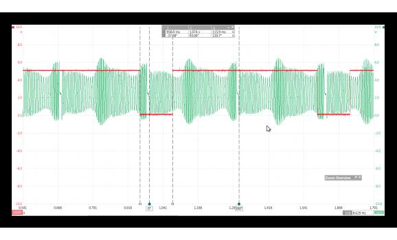 Good timing-CKP & CMP signal-Mercedes-Sprinter W901-905 1995–2006 : Image 1