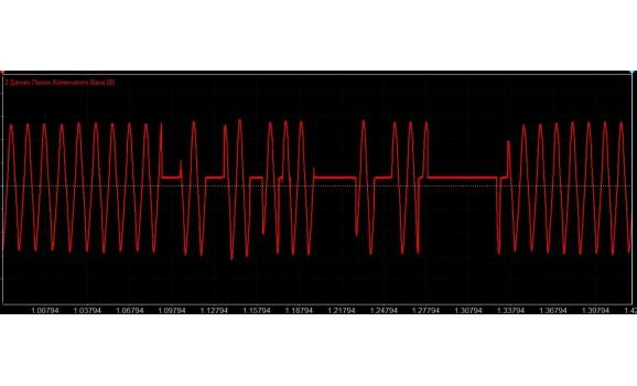 Faulty distributor shaft sensor-Output voltage-ПАЗ-32053 : Image 1