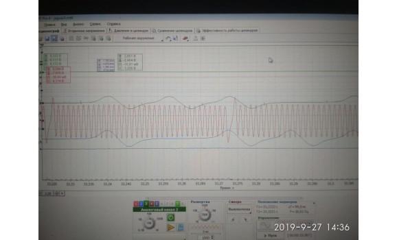 Good timing-CKP & CMP signal-Jaguar-X-Type 2001-2009 : Image 1