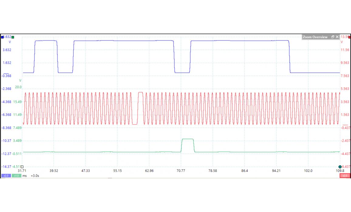 Good timing-CKP & CMP signal-GMC-Sierra 3 2007-2014 : Image 2