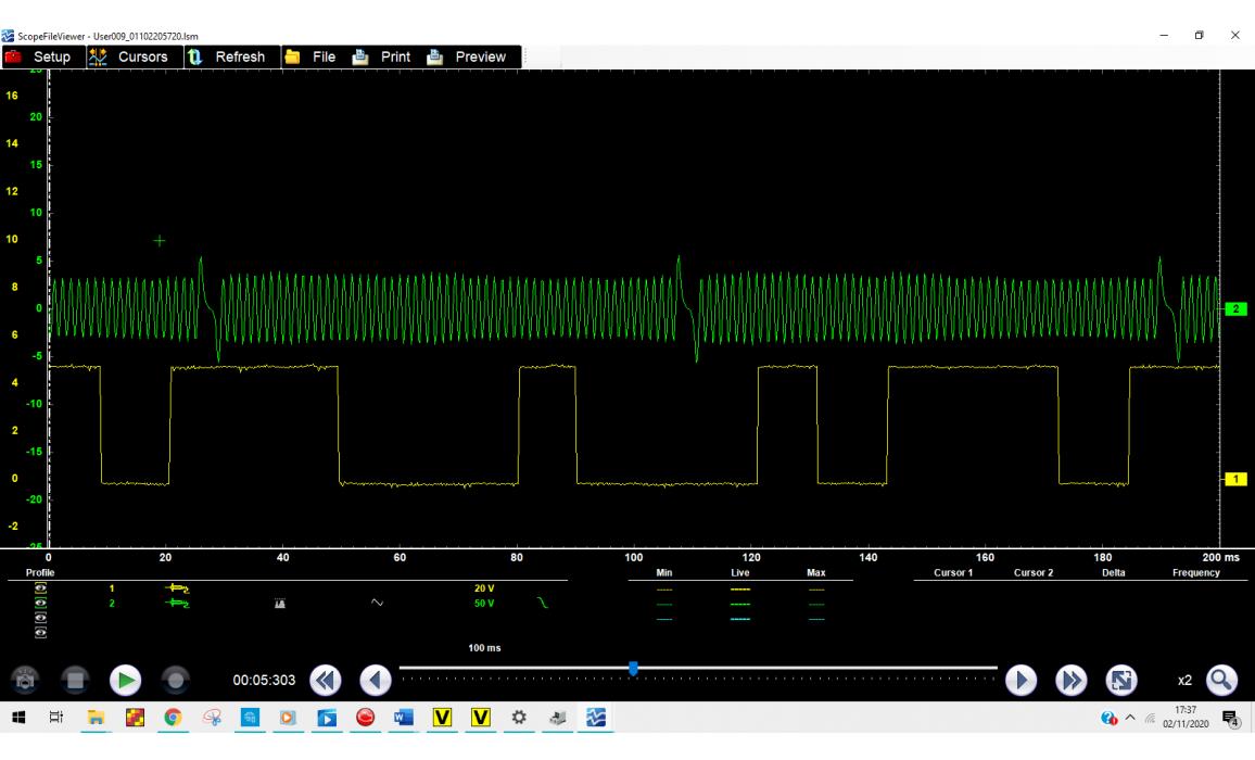 Good timing-CKP & CMP signal-Opel-Meriva A 2003-2010 : Image 3