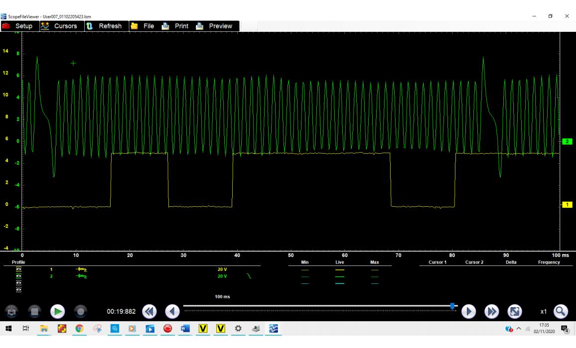 Good timing-CKP & CMP signal-Opel-Meriva A 2003-2010 : Image 1