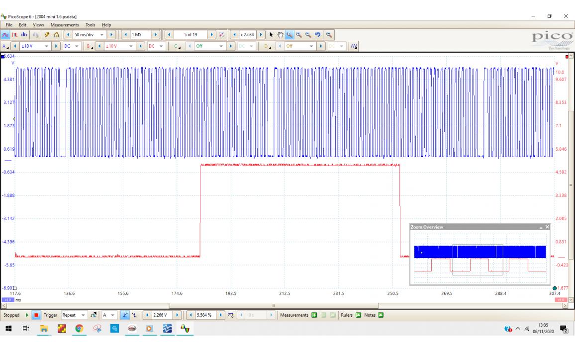 Good timing-CKP & CMP signal-Mini-Mini Cooper (R50/52/53) 2000-2008 : Image 1