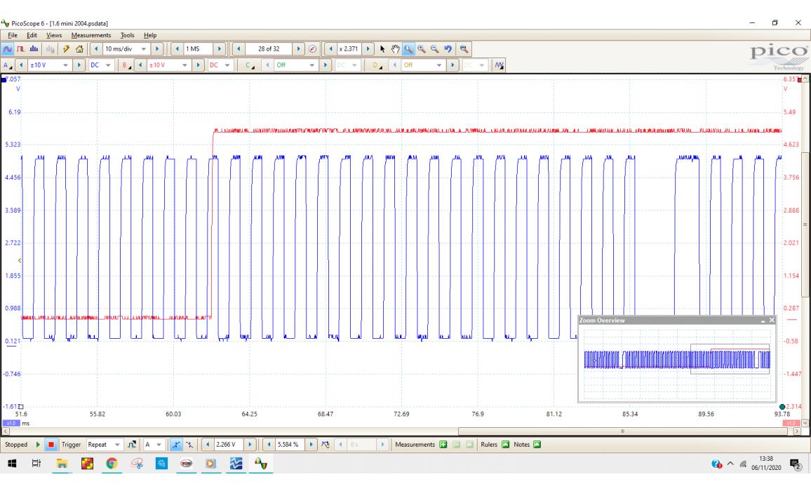 Good timing-CKP & CMP signal-Mini-Mini Cooper (R50/52/53) 2000-2008 : Image 4