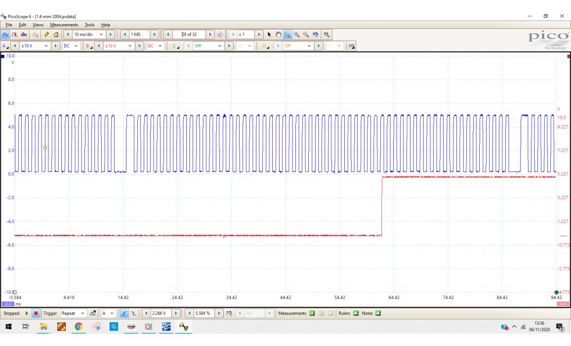 Good timing-CKP & CMP signal-Mini-Mini Cooper (R50/52/53) 2000-2008 : Image 3