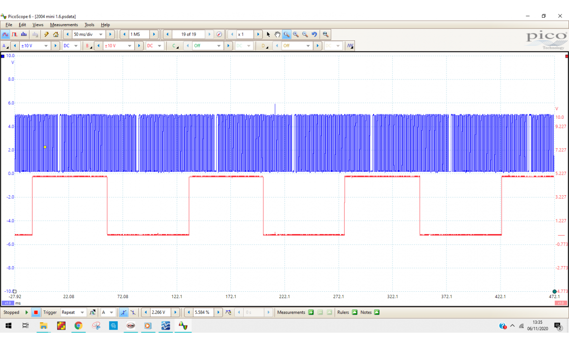 Good timing-CKP & CMP signal-Mini-Mini Cooper (R50/52/53) 2000-2008 : Image 2