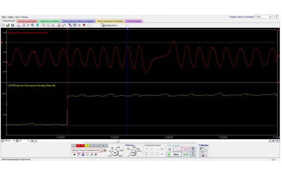 CAM retard-CKP & CMP signal-ВАЗ-2110 1995-2007 : Image 1