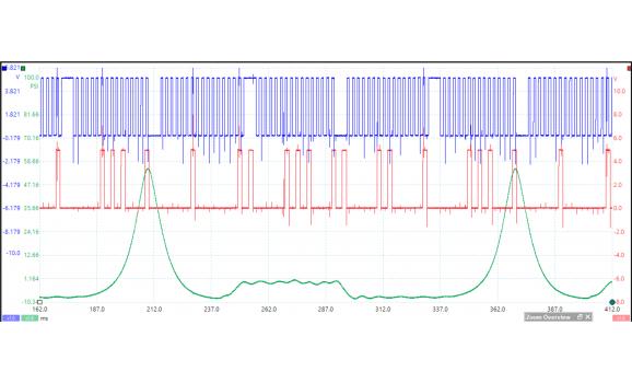 Good timing-CKP, CMP & in-cylinder pressure-Dodge-Ram 3 (DR/DH/D1/DC/DM) 2001-2009 : Image 1