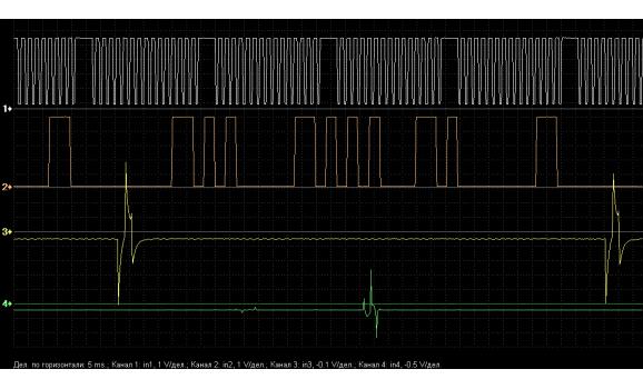 Good timing-CKP & CMP signal-ВАЗ-Vesta 2015- : Image 1