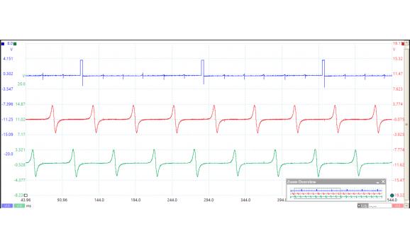 Good timing-CKP & CMP signal-Toyota-Avalon 1999-2005 : Image 1