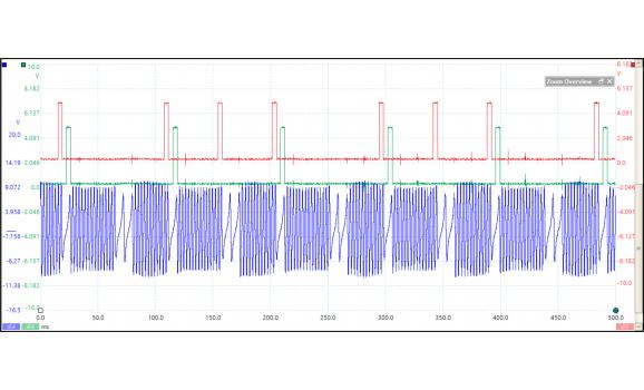 Good timing-CKP & CMP signal-Toyota-86 2012-2016 : Image 1