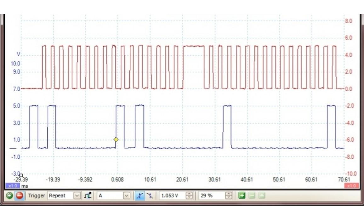 Good timing-CKP & CMP signal-Jeep-Liberty (KJ) 2002-2007 : Image 2