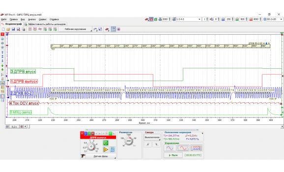 Good timing-CKP & CMP signal-Hyundai-Elantra 2006-2011 : Image 1