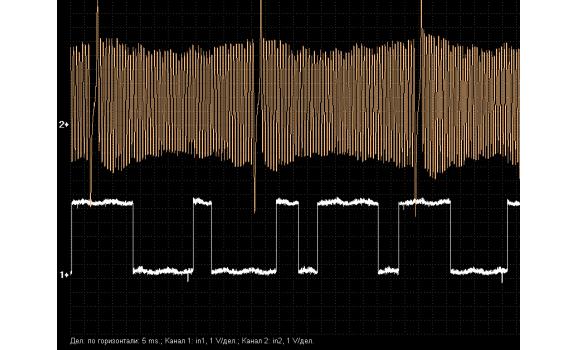 Good timing-CKP & CMP signal-Opel-Corsa C 2000–2006 : Image 1