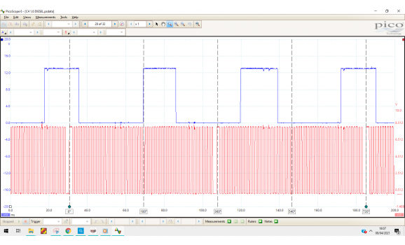 Good timing-CKP & CMP signal-Citroën-C4 2004-2010 : Image 1