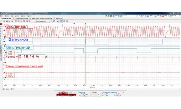 Good timing-CKP & CMP signal-Audi-A6 (C5) 1997-2004 : Image 1