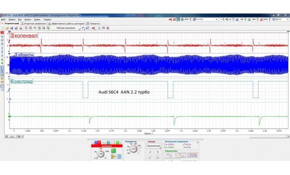 Good timing-CKP & CMP signal-Audi-S6 1 (C4/4A) 1994-1997 : Image 1