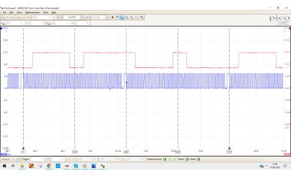 Good timing-CKP & CMP signal-BMW-5 E60/E61 2003-2010 : Image 1