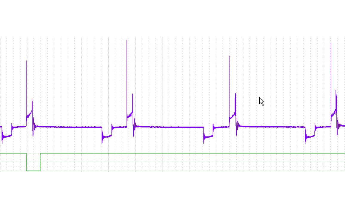 Good - Secondary voltage (Cx pickup clip) - Daewoo - Nexia 1996-2016 : Image 1