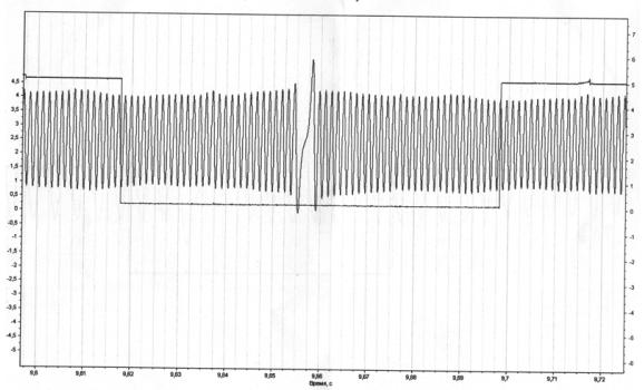 Эталон синхронизации - Сигнал ДПКВ + ДПРВ - Chevrolet - Lacetti 2002- : Image 1