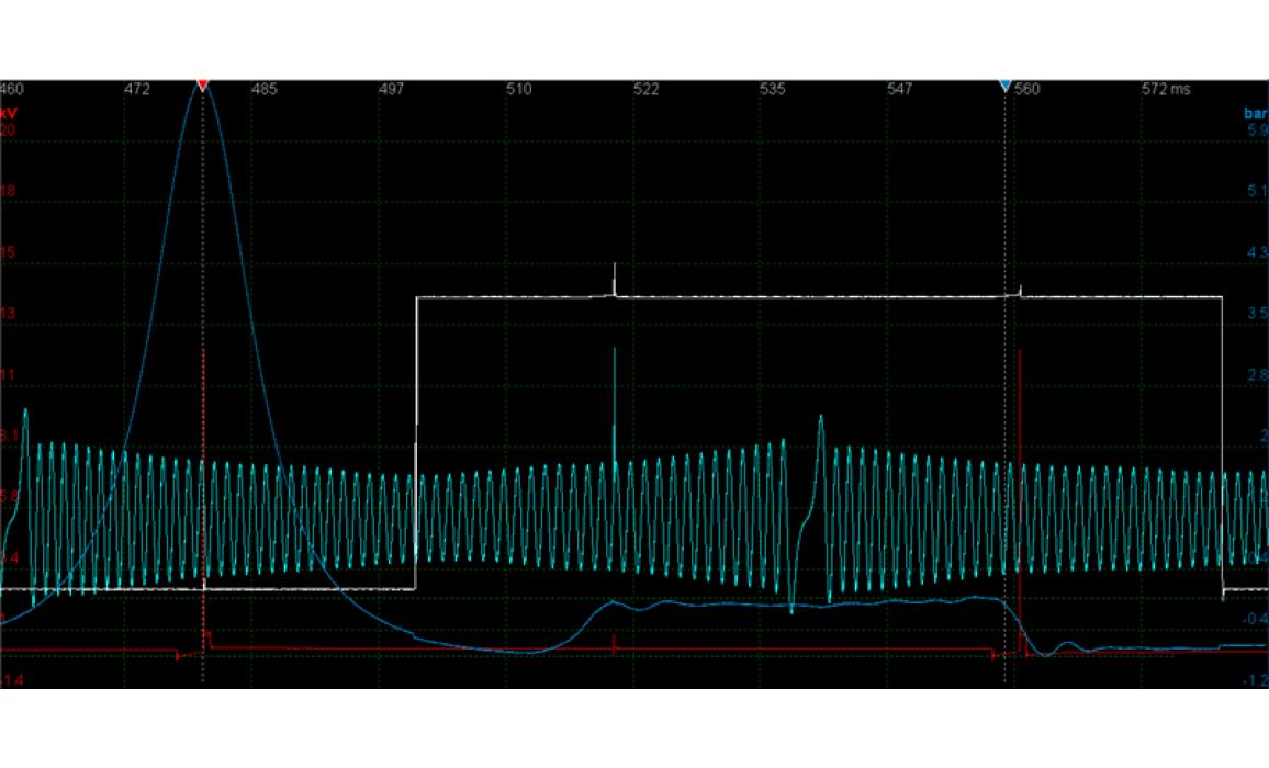 Эталон синхронизации - Сигнал ДПКВ + ДПРВ - Chevrolet - Lacetti 2002- : Image 2