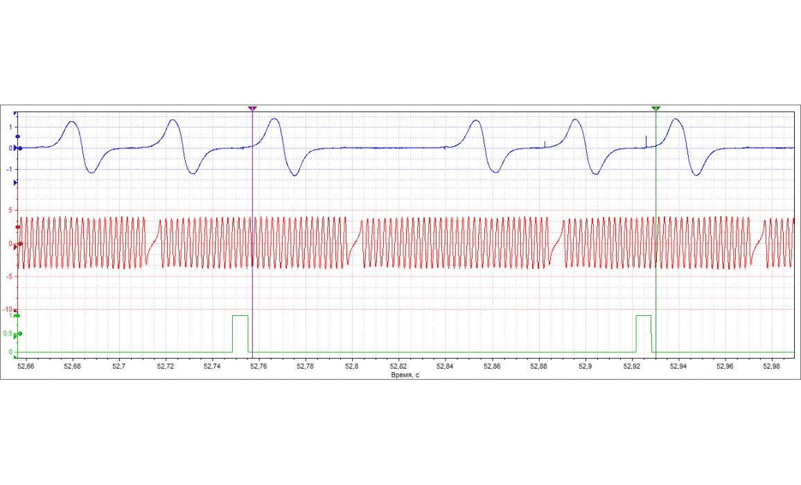 Good timing - CKP & CKM signal - Toyota - RAV4 2001–2005 : Image 2
