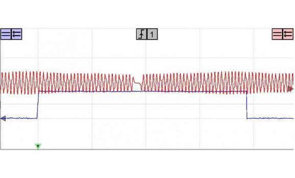 Эталон синхронизации - Сигнал ДПКВ + ДПРВ - Chery - Amulet 2003–2010 : Image 1