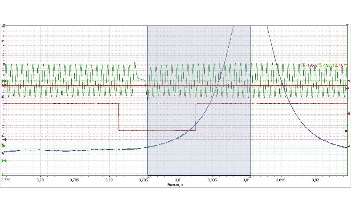 Good timing - CKP & CKM signal - KIA - Sportage 1993-2004 : Image 1