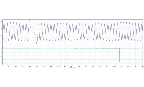 Эталон синхронизации - Сигнал ДПКВ + ДПРВ - VW - Passat B5 1996-2006 : Image 2
