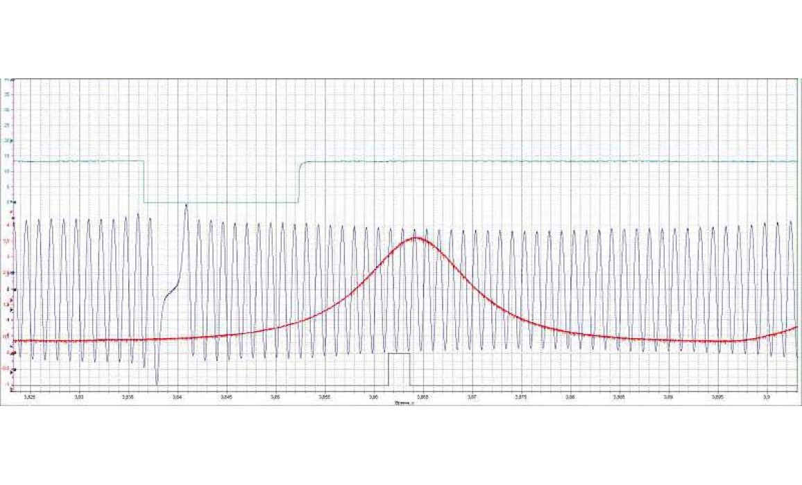 Good timing - CKP & CKM signal - Hyundai - Elantra 1995–2000 : Image 1