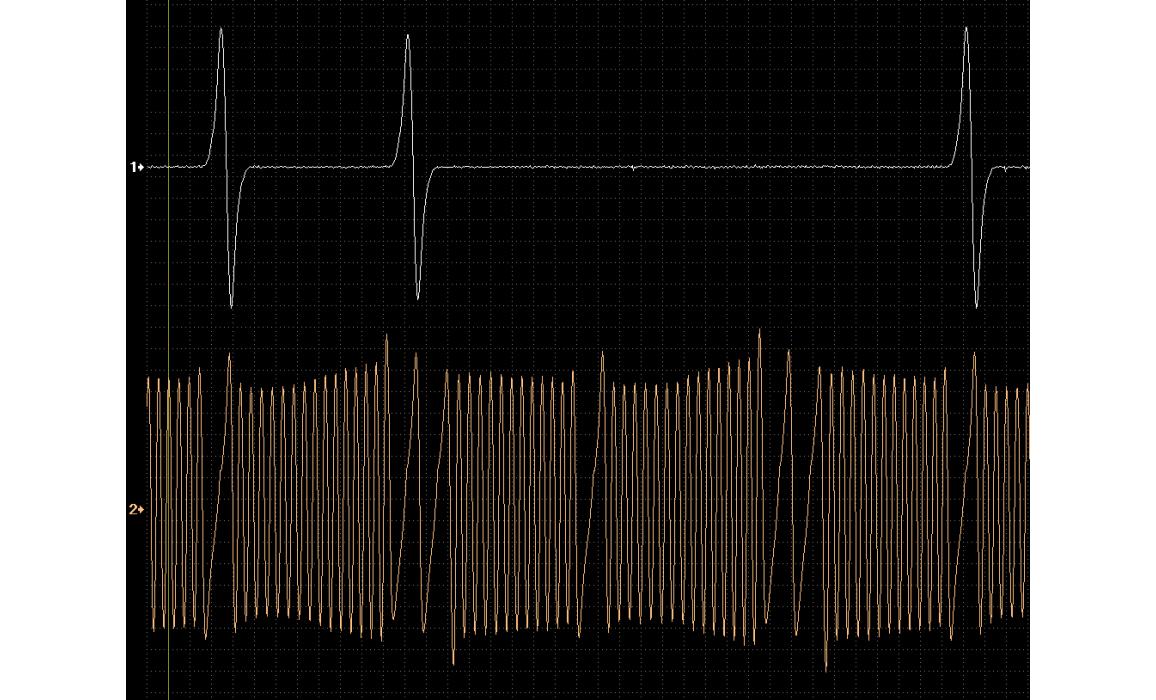 Эталон синхронизации - Сигнал ДПКВ + ДПРВ - Subaru - Impreza 2000–2007 : Image 1
