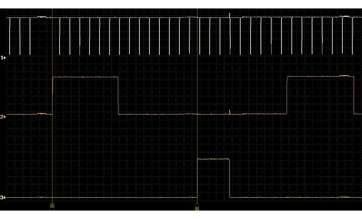 Эталон синхронизации - Сигнал ДПКВ + ДПРВ - Mazda - CX-5 2012–2017 : Image 2
