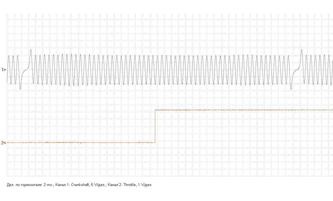 Good timing - CKP & CKM signal - Skoda - Octavia 1996-2010 : Image 2
