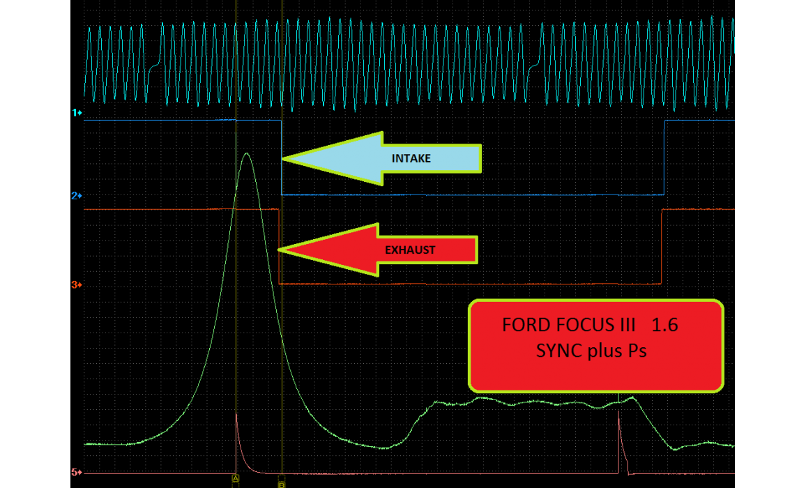 Good timing - CKP & CKM signal - Ford - Focus 2011- : Image 2