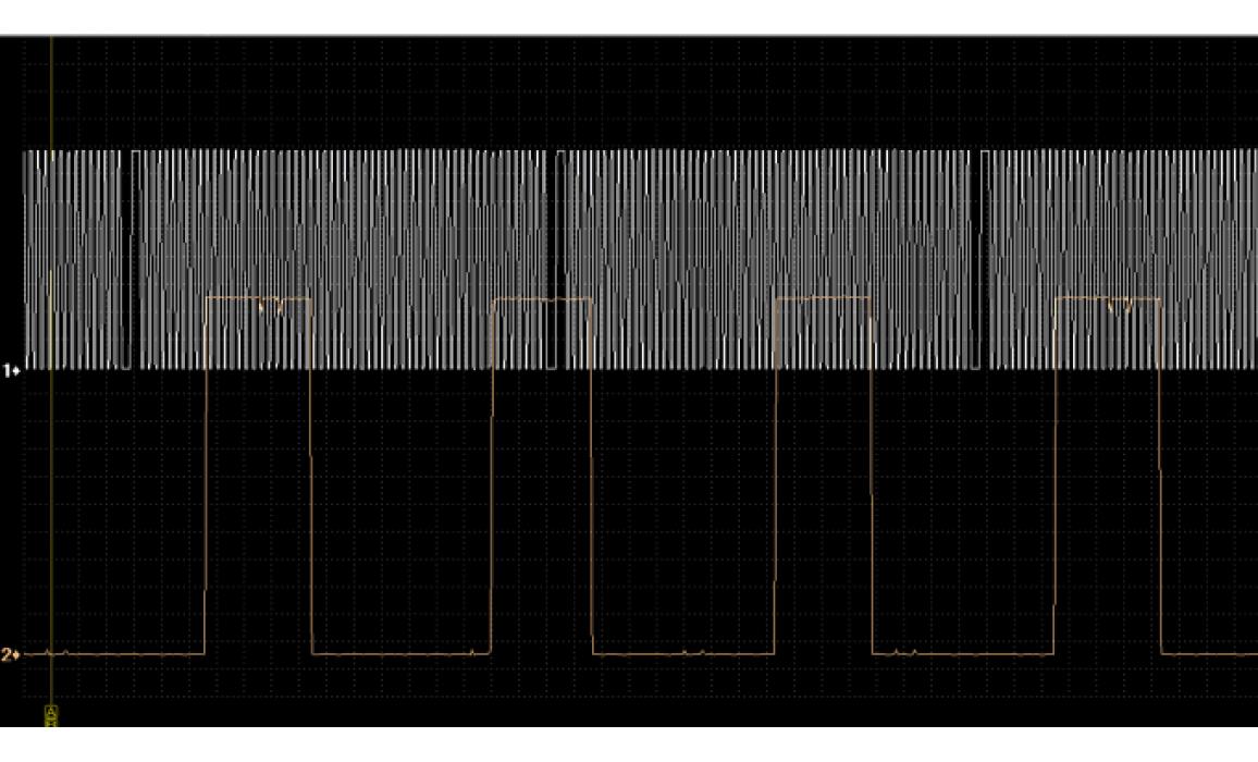 Эталон синхронизации - Сигнал ДПКВ + ДПРВ - Citroën - C5 2008-2017 : Image 2