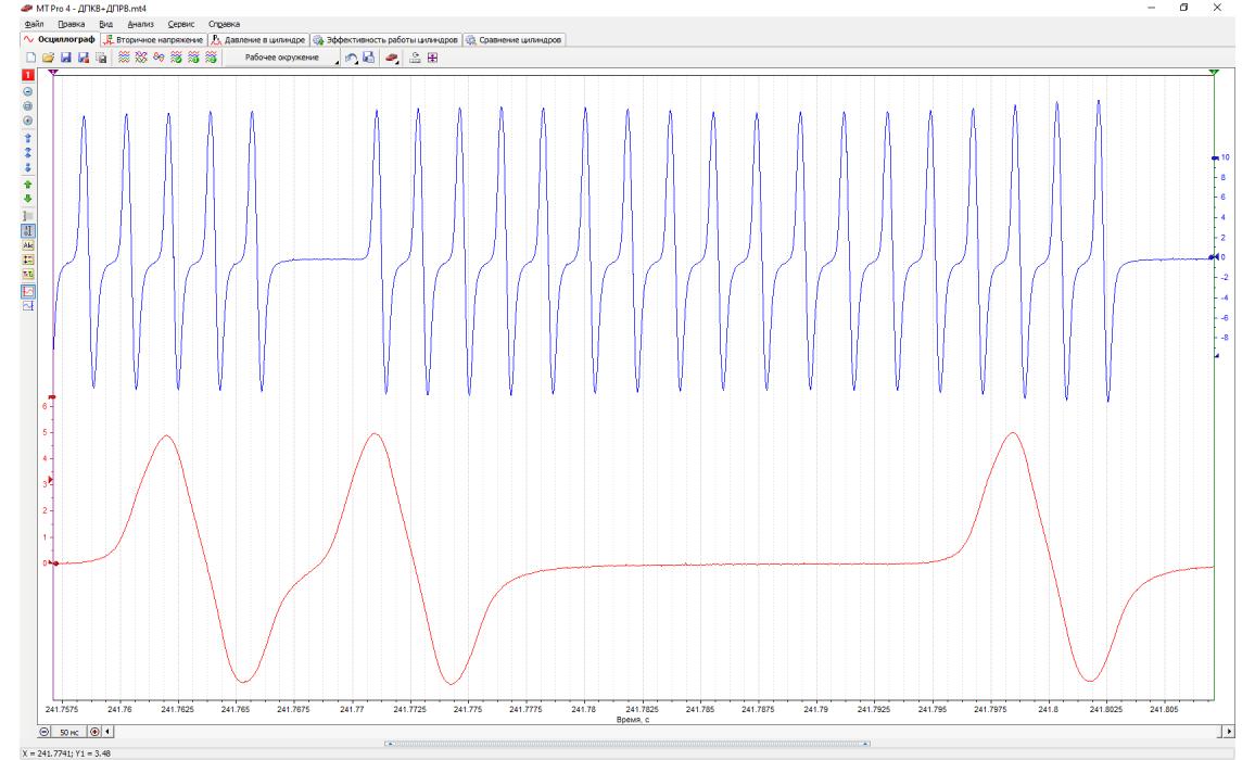 Good timing - CKP & CMP signal - DAF - XF 95 1997-2002 : Image 2