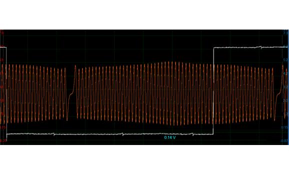 Эталон синхронизации - Сигнал ДПКВ + ДПРВ - Chevrolet - Epica 2006-2012 : Image 1