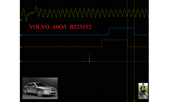Good timing - CKP & CKM signal - Volvo - S60 2000-2009 : Image 5
