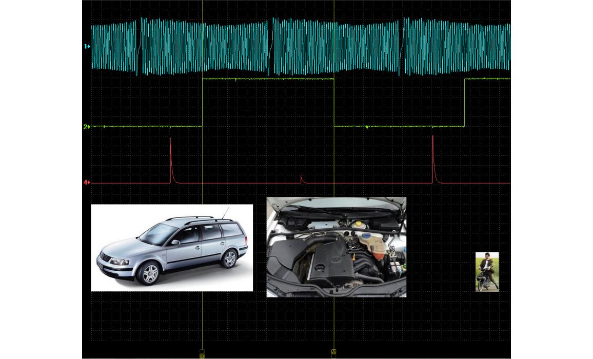 Good timing - CKP & CKM signal - VW - Passat B5 1996-2006 : Image 2